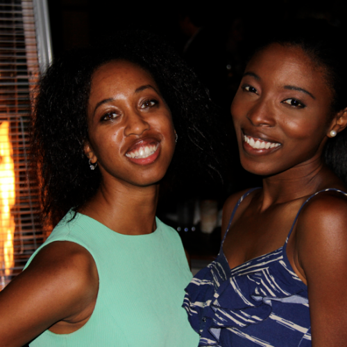 Rooftop Fashion: Dartmouth Alum in Entertainment & Media Summer Mixer