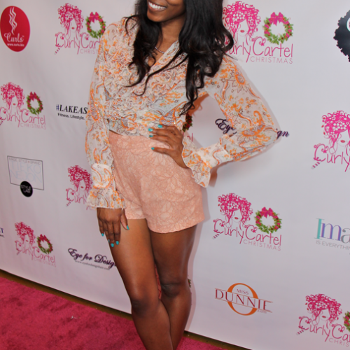 Holiday Cheer for Charity Pink Honoring Tracee Ellis Ross & Teyonah Parris